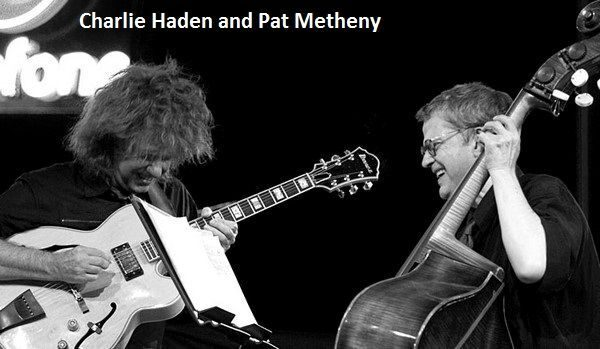 Charlie-Haden Pat-Metheny