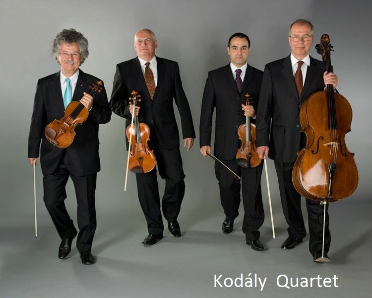 Kodály String Quartet