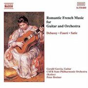 V/A  - Romantic French Music For Guitar And Orchestra - Gerald Garcia / Peter Breiner /  Cd 1