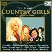 V/A Country Girls - Patsy Cline Dolly Parton Lynn Andeson Brenda Lynn /  Cd 2
