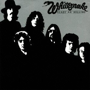 Whitesnake - Ready An'Willing /  Cd 1