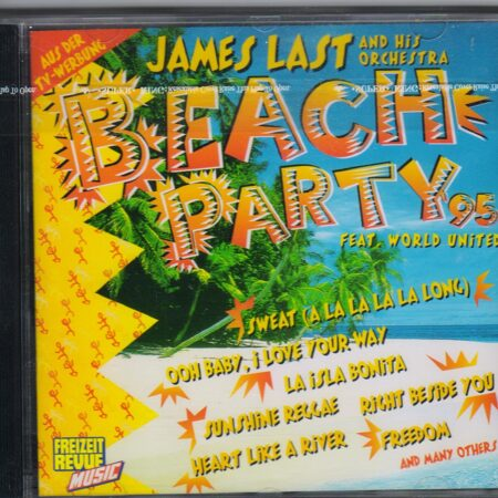 James Last And His Orchestra - Beach Party 95 /  Cd 1