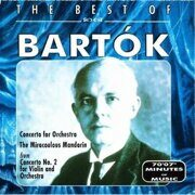 Bartok The Best  -  /  Cd 1