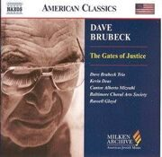 Brubeck - Gates Of Justice  - (Dave Brubeck) /  Cd 1