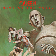 Queen - News Of The World (Remasters 1993) /  Cd 1