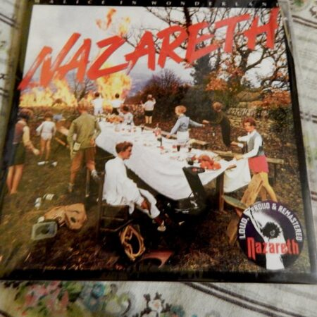 Nazareth - Malice In Wonderworld /  Cd 1