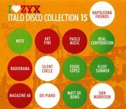 Various Artists - Zyx Italo Disco Collection Vol 15 - Hurricanes - Grant Miller- T.Ark - Fontanelli /  Cd 3