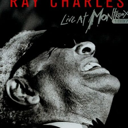 Ray Charles - Live At Montreux 1997 /  Bluray 1