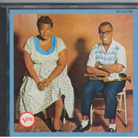 Ella Fitzgerald & Louis Armstrong - Ella And Louis /  Cd 1