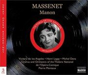 Massenet - Manon (Los Angeles, Legay, Monteux) -  /  Cd 3