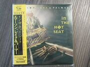 Emerson, Lake & Palmer - In The Hot Seat (Japan Мини-Винил Shm-Cd New) /  Cd 1
