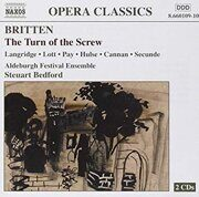 Britten - Turn Of The Screw -  /  Cd 2