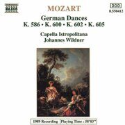 Mozart - German Dances Xxx - Wildner,Johannes/Cib /  Cd 1