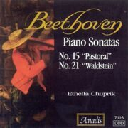 "Beethoven - Piano Sonatas Nos. 15, ""Pastoral"" And 21, ""Waldstein""  -  /  Cd 1"