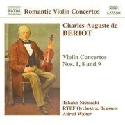 Beriot - Violin Concertos Nos. 1, 8 And 9  -  /  Cd 1