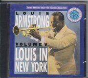 Louis Armstrong - Volume 5 Louis In New York /  Cd 1