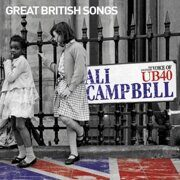 Ali Campbell (The Voice Of Ub-40) - Great British Songs /  Cd 1