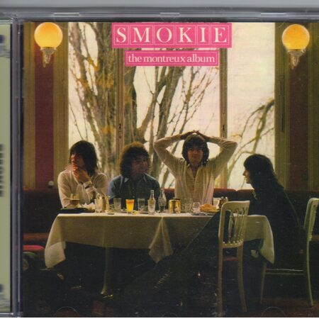 Smokie - Montreaux Album 7Ts /  Cd 1