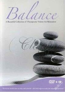 Balance Therapeutic Visions For Relaxation Dvd+Cd (Dvd 1) - -  /  Cd+Dvd-Video 2  Fmg Import