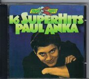 Paul Anka - 16 Super Hits /  Cd 1