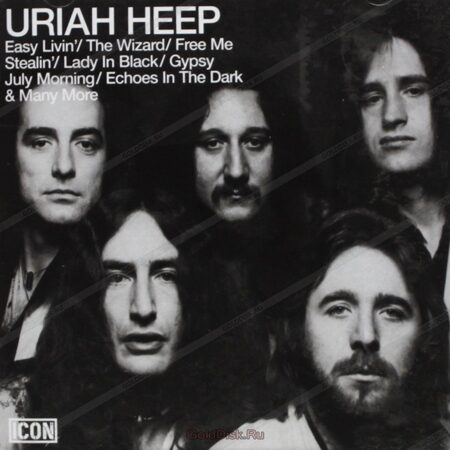 Uriah Heep - Icon /  Cd 1