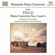 Field - Piano Concertos Nos. 2 And 4  -  /  Cd 1