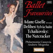 Adam-Giselle/Delibes-Sylvia Suite/Tchaikovsky-The Nutcracker Suite  -  /  Cd 1