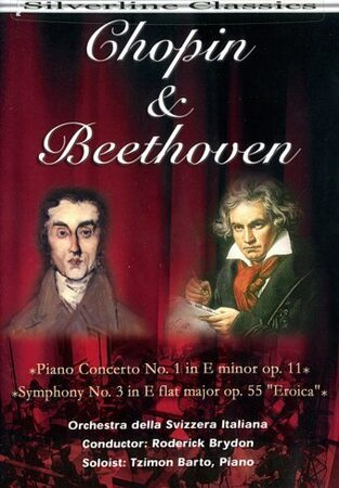 Chopin / Beethoven -   /  Dvd 1  Silverline Germany