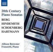 Berg / Hindemith / Hartmann - Piano Sonatas / Schoenberg - 3 Piano Pieces  -  /  Cd 1