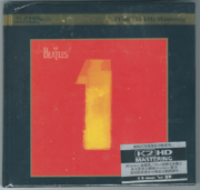 Beatles - #1  /  K2Hd Cd 1 2009 Emi   Japan/Hong Kong