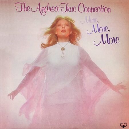 Andrea True Connection - More More More (The Best Of ….)  /  Cd 1 2003 Sony Import