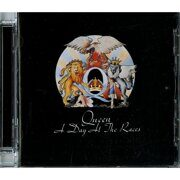 Queen - A Day At The Races /  Cd 1