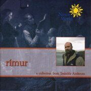 Steindor Andersen - Rimur (Icelandic Epic Song) /  Cd 1