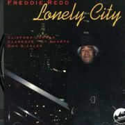 Freddie Redd - Lonely City Feat. Clifford Jordan /  Cd 1