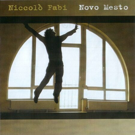 Niccolo Fabi - Novo Mesto  /  Cd 1 2006 Emi Music Italy Import