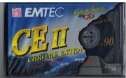 Аудиокассета Emtec Ce Ii Chrome Extra Position High -  /  Aудиокассеты 1