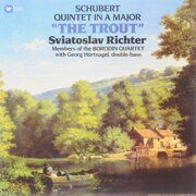 Schubert-Piano Quintet The Trout - Richter, Sviatoslav /  Lp 1