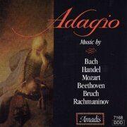 Various Artists & Composers - Adagio  /  Cd 1