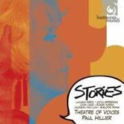 John Cage / Luciano Berio - Stories - Works By ...Theatre Of Voices - Paul Hillier /  Sacd 1