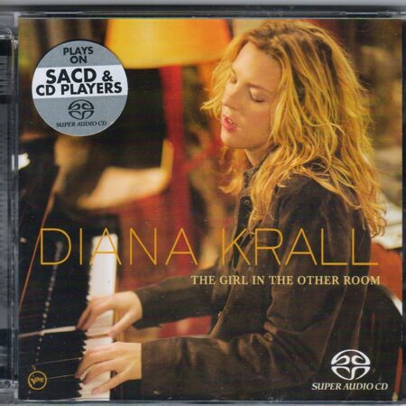 Diana Krall  - The Girl In The Other Room /  Sacd 1