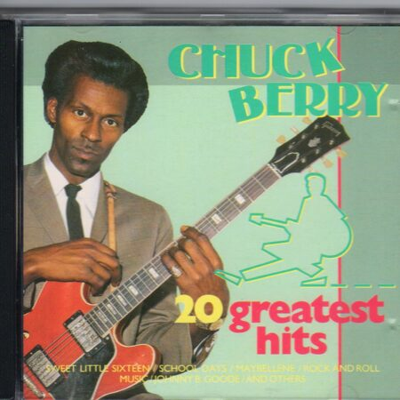 Chuck Berry - 20 Greatest Hits /  Cd 1