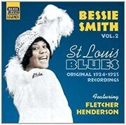 Bessie Smith    - St. Louis Blues  (1924-25) /  Cd 1