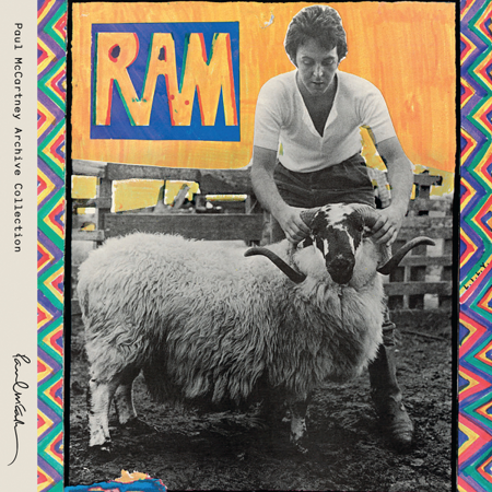 Paul Mccartney - Ram /  Cd 1