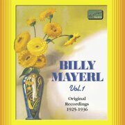 Billy Mayerl - Vol. 1 (1925-1936) (Nostalgia) (Cd 1) /  Cd 1