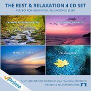 Calming Theurapeutic Visions For Relaxation Dvd+Cd -  /  Cd+Dvd-Video 2