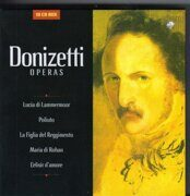 Donizetti - Operas - Various Artists  /  Cd 10  Brilliant Import