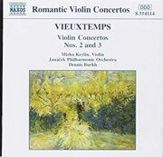 Vieuxtemps - Violin Concertos Nos. 2 And 3  -  /  Cd 1