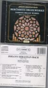 Bach - Famous Organ Works - Miklos Spanyi, Orgel /  Cd 1