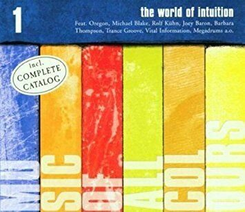 V/A Oregon/Michael Blake/Rolf Kuhn/Joey Baron - World Of Intuition  /  Cd 1