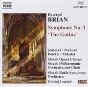 Brian - Symphony No. 1, 'The Gothic'   -  /  Cd 2